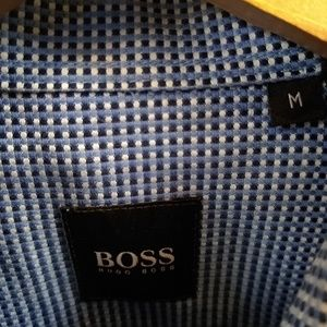 Hugo boss button down